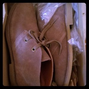 Lucky Brand Size 9 lace up boots, used twice